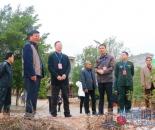 李晖参加raybet雷竞技登录镇莲塘片人大代表联络站专题调研活动