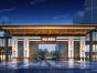 金钟美墅湾  钦州东26万平米新中式墅居典范  160㎡空中院墅 100-130㎡墅级洋房